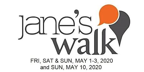 Jane's Walk - Markham Heritage Estates tickets