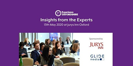 Insights from the Experts Conference tickets