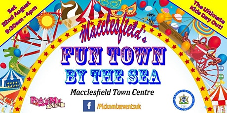 Macclesfield's Fun Town By The Sea tickets