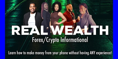 Wealth Builders '' Real Wealth'' tickets