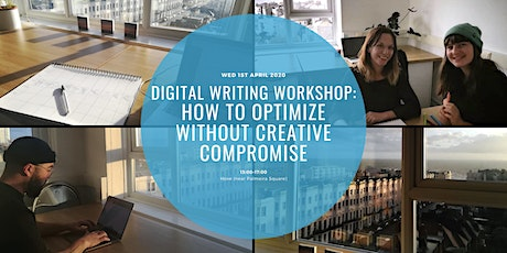 Digital Writing Workshop: How to Optimize Without Creative Compromise tickets