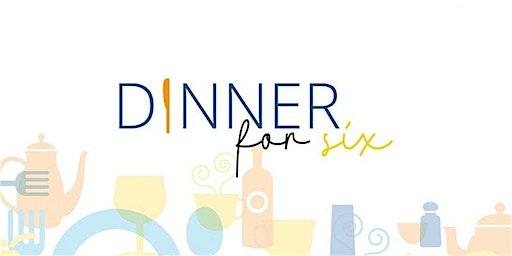 Tony (BSc '08, MSc '10) and Lyndsay's (BMgt '09) Dinner for Six