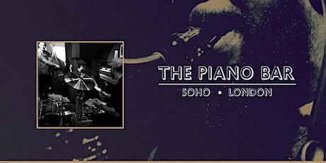 Soho.Live Jazz Session feat. Arran Kent tickets