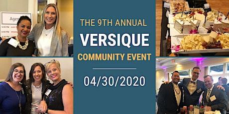 9th Annual Versique Community Event tickets