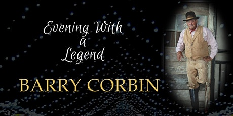 Evening With a Legend tickets
