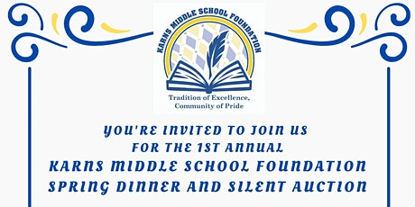 KMS Foundation Spring Dinner and Silent Auction tickets