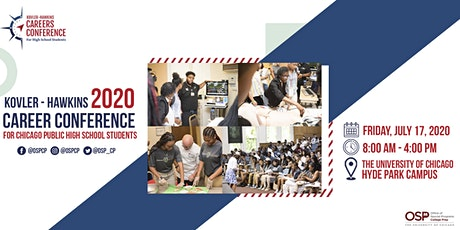 2020 Kovler Hawkins Career Conference  for  High School Students tickets