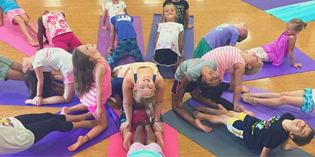 Ballet and Yoga Camp Ages 4-6 tickets