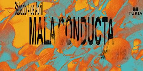 MALA CONDUCTA 001 entradas