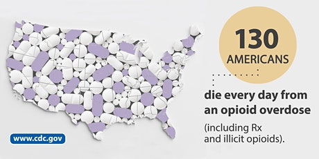 CANCELED DUE TO COVID-19 Precautions.  The Opioid Epidemic: What You Need to Know & How Can You Help? tickets