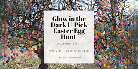 Glow in the Dark Easter Egg Hunt - Adult Only tickets