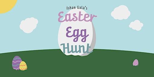 Ishan Gala's Easter Egg Hunt 2020
