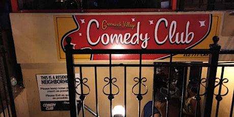 Weekend All Star Comedy in the Cellar at Greenwich Village Comedy Club tickets
