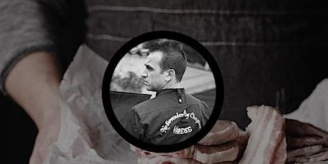 BBQ butcher: ABC della carne  biglietti