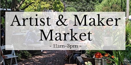 June Artist & Maker Market tickets