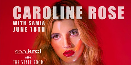 Caroline Rose tickets