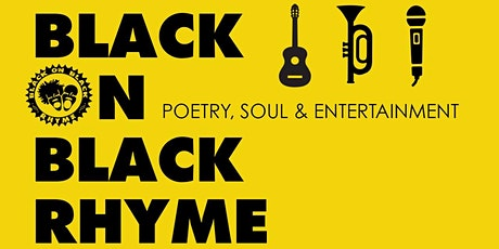 Black on Black Rhyme Tampa tickets