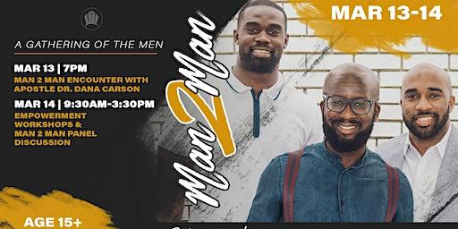 Man 2 Man: A Gathering of the Men
