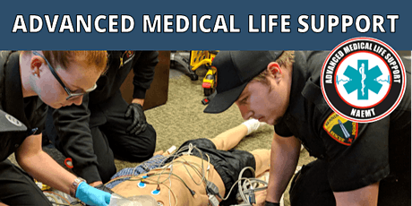 NAEMT Advanced Medical Life Support (AMLS) 2-day tickets