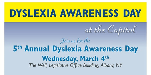 Dyslexia Awareness Day March 4, 2020
