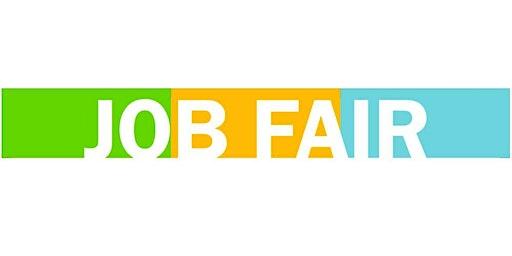 Job Fair! Pro Staff/Cantel Medical