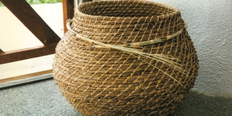 Pine Needle Basket Weaving Class at SLO Botanical Garden tickets