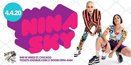 Move Ya Body! featuring: Nina Sky (postponed) tickets