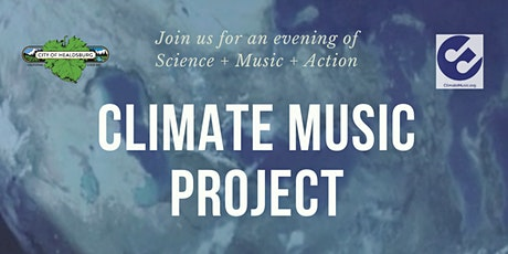 ClimateMusic Project  tickets