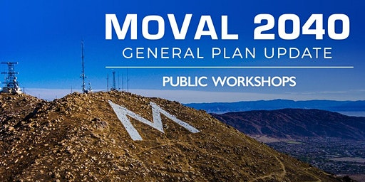 General Plan Update Public Workshop - Citywide