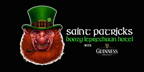 The Boozy Leprechaun Hotel tickets