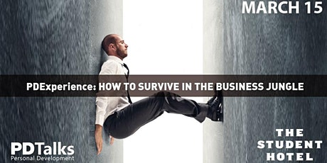 How To Survive In The Business Jungle tickets