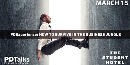 How To Survive In The Business Jungle