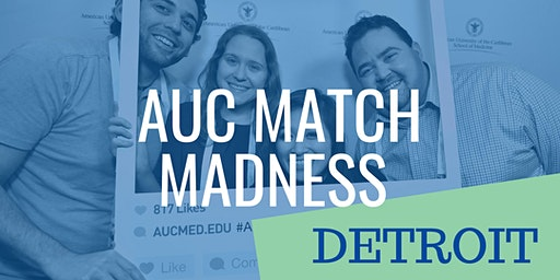 AUC Match Madness 2020 - Detroit