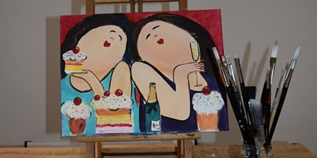 'Good Times' Painting  workshop & Afternoon Tea @Sunnybank - All abilities tickets