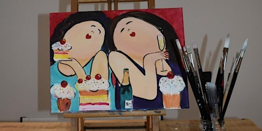 'Good Times' Painting  workshop & Afternoon Tea @Sunnybank - All abilities