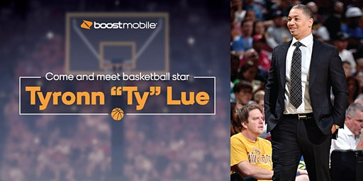 Meet and Greet with Ty Lue - Games and Prizes