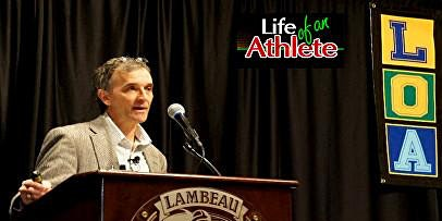 John Underwood, Life of an Athlete: Evening Session