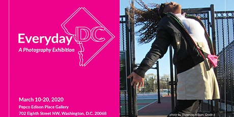 "Fourth Annual ""Everyday DC"" Photography Exhibition: Opening Reception tickets"