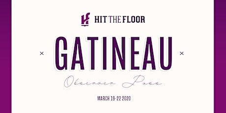Hit The Floor Gatineau 2020 tickets