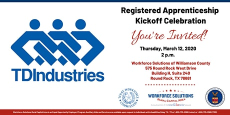 TDIndustries Registered Apprenticeship Kickoff Celebration tickets