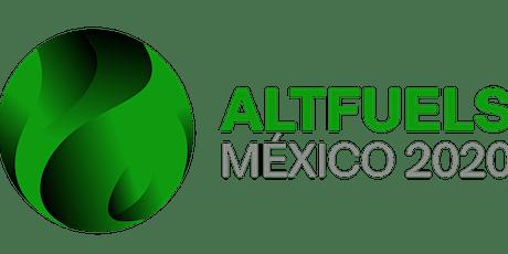 AltFuels México 2020 entradas