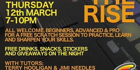 Scratch Jam at On The Rise tickets
