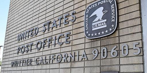 Dedication of the Jose Ramos Post Office Building