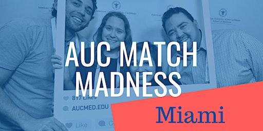 AUC Match Madness 2020 - Miami