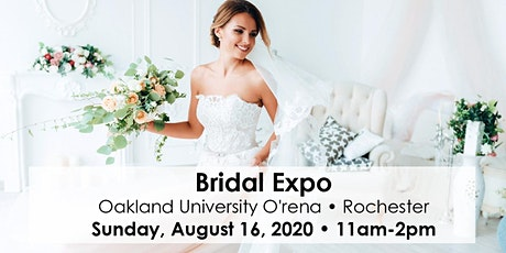 The Bridal Expo at Oakland University tickets