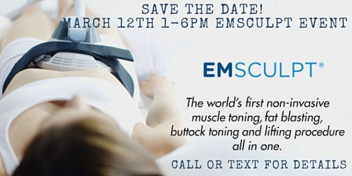 Get your body Spring Break ready with Emsculpt!