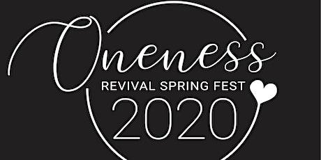 Postponed* Oneness: Revival Yoga Fest tickets