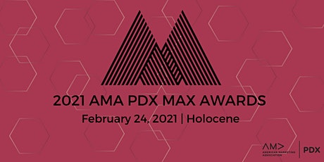 AMA PDX 2021 Marketing Excellence Awards tickets