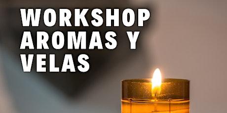 Workshop Velas y Aromas entradas
