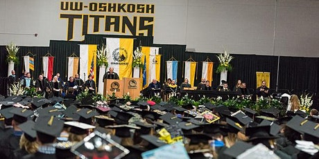 UW Oshkosh Spring 9:00 AM Commencement Ceremony Special Seating & Disability Parking Tickets tickets